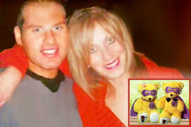 Brian, Carol and Anti-Addiction Bears