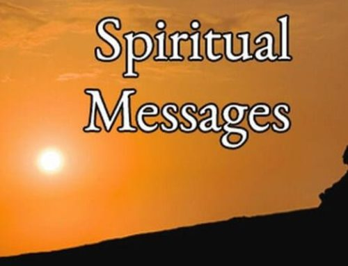 A Night of Spiritual Messages