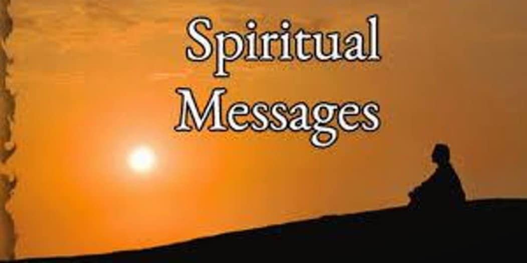 spiritual-messages-orange-background